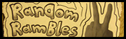 Random Rambles #2 Webcomic