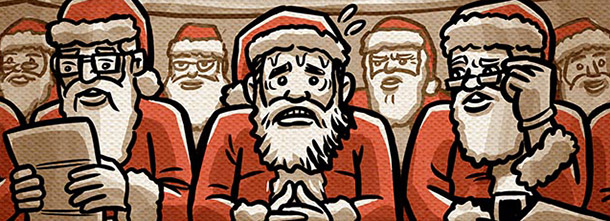 Christmas statistical fact