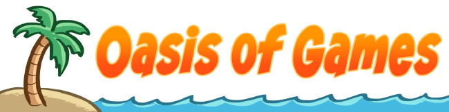 Oasis of Games Amazon store logo
